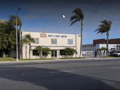 Santa Fe Springs, Collision Repair, First Choice, Number One, Truck, Rest, Neon Signs, Let It Be, Paint
