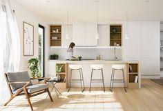 Construindo Minha Casa Clean: Cozinha
