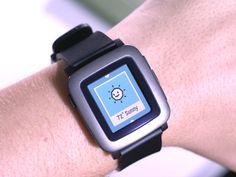 La Pebble Time voit la vie en couleurs et affole les compteurs  - http://www.frandroid.com/produits-android/accessoires-objets-connectes/269547_la-pebble-time-voit-en-couleurs-et-affole-les-compteurs  #Montresconnectées, #ObjetsConnectés
