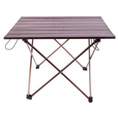 Himal Portable Ultralight Folding Aluminum Table Camping Picnic Roll Up Table 22 x 18 Folding Camping Table, Aluminum Table, Picnic, Tables, Stuff To Buy, Grid, Furniture, Top, Home Decor