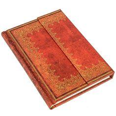 PAPERBLANKS Notizbuch Gold, midi liniert, 18,95 € #paper #book #journal #gift