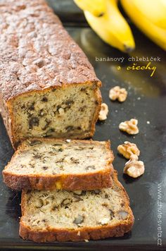 Banana Bread, Cooking, Desserts, Recipes, Food, Kitchen, Tailgate Desserts, Deserts, Recipies