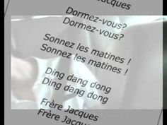 """Music video clip for the lyric video """"Frere Jacques"""" for the song by the same title off of the CD """"Chantons les classiques !"""" by two-time Canadian Music arti. French Songs, All Songs, Video Clip, Music Videos, Lyrics, Classic, Verses, Song Lyrics, Music Lyrics"""