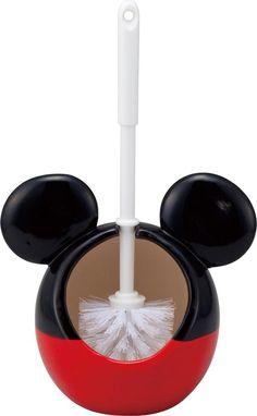 Disney toilet brush holder
