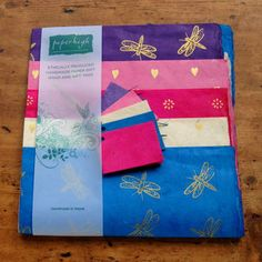 Fair Trade Lokta Paper Mixed Gift Wrap Pack 51