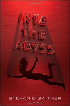 """Into the Abyss by Stephanie #Gaither The sequel to Falls the Shadow that should appeal to Divergent & Delirium fans. Violet is a human clone, created to replace a teen who died. She is starting to question her """"important"""" work for the Clone Control Advocacy (taking down clones who cause havoc), & also to wonder if the changes she senses mean she is slowly turning human again. The action builds when Violet must protect the CCA president when civil war breaks out. #MedinaLibrary #TeenReads"""