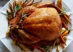 Get all the tips you need to cook a turkey, from prepping and basting to roasting and carving. It's actually a lot easier than you might think.