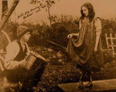 Irish Step dancing. Wicklow 1901