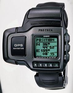 Casio ProTrek PRT1