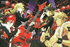 Show by Rock!! (Wallpaper)