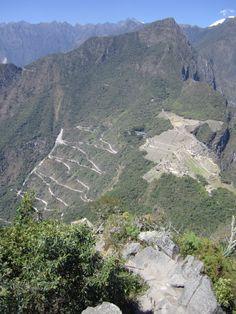 vista de machupichu desde wuaynapichu