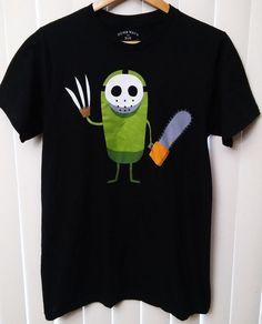 d13b109d4 Clod Dumb Ways To Die Unisex Mens Medium Character Graphic T-Shirt Hot  Topic #