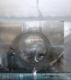 "Saatchi Art Artist Vasil Vasilev; Painting, ""Invisible light"" #art"