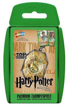 TOP TRUMPS HARRY POTTER UND DIE HEILIGTÜMER DES TODES TEIL 1 #TopTrumps #HarryPotter #HeiligtümerdesTodes #Teil1 #Harry #Dobby #Hermine #Ron