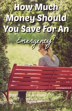 Wondering how much money you should save for an emergency? There's no set figure but in this post 15 people discuss what works for them.