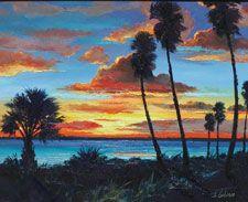 Highwaymen Art for Sale   Florida Highwaymen Paintings for Sale