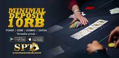 Permainan judi domino qiu qiu online indonesia di situspokerterpercaya99 dengan minimal deposit 10rb dan proses transaksi tercepat sangat dicari pemain.