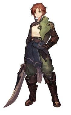 Syrus. Personaje principal de la trama : asesino