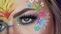 Happy Coachella season! Wish I could go! No not really crowds make me nervous lol. Butttt I love festival vibe makeup looks  _________________________________ #festivalmakeup #boho #coachella #festivalfashion #creativemakeup #katvondbeauty #sugarpill #pastelmakeup #pastelgoth #limecrime #springmakeup #anastasiabeverlyhills #abh #anastasiabrows #makeupaddict #makeupobsessed #unicorntribe #makeupart #mua #festivalvibes #bodypainting #facepainting #pciacademy #makeupporn