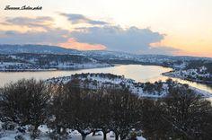 inverno in Barbagia