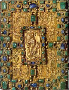 Encuadernación Carolingia