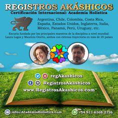 #RegistrosAkashicos #CrecimientoPersonal #TerapiasAlternativas #TerapiasComplementarias #espiritualidad @redHolistica @LauraLagosAkash @mauricio_onetto