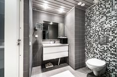 bathroom Interior, Loft, Bathroom, Toilet, Interior Design