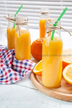 Pic: Natural and fresh orange juice