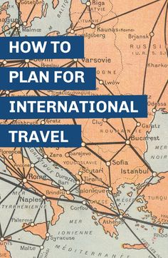 Dreaming of traveling the world? This Ultimate Guide to International Travel has all the info you need to make your travel dreams come true! Download your FREE COPY Today!
