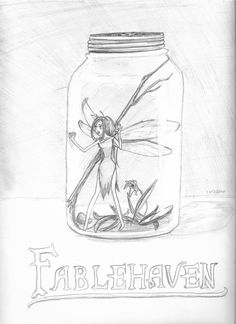 Seth's Fairy fableahven before picture
