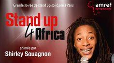 Stand Up 4 Africa:Quand les stars se mobilisent au profit de l'AMREF