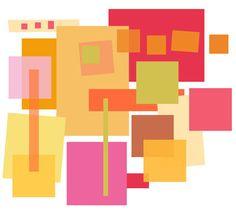collage journeys: Artist's Block  Jane Davies