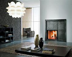 Caminetti Moderni Design : Fantastiche immagini su camini moderni trendy tree fireplace
