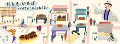 Fun and Food in Hongik, South Korea - They Draw & Cook