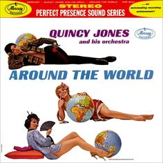 Quincy Jones and his Orchestra - Around the World (1961)