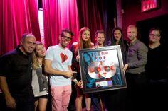 #goldrecord #platinumrecord #riaa #awards #iconapop