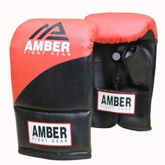 Pro-style boxing bag gloves are fully enclosed, a curved chamber for the hand and a thickly padded thumb. The padding is considerably thicker than other bag gloves which actually give less preparation for a real sparring session. Get yours for just £14.4 use coupon code AMBER20.
