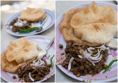 Chole Bhature in punjabi style !!! one can go fat :)