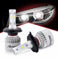 1 Pair Car Headlight H7 Led H4 H11 Hb4 H8 Hb3 H9 9005 9006 Xhp50 Led Headlights Bulb 60w 8000lm Automobile Fog Light 6500k Harmonious Colors Automobiles & Motorcycles