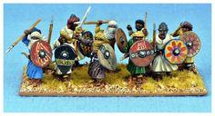 Guerriers sarrasins & maures Moyen-Age                                                                                                                                                                                                                                                          40 figurines  multi-poses en plastique à monter et à peindre