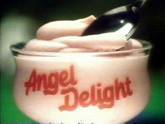 Angel Delight - a childhood fav 1980s Childhood, Childhood Days, Tv Ark, Old Sweets, Angel Delight, I Remember When, Teenage Years, Great Memories, The Good Old Days