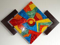 ARTES Y MANUALIDADES: Cuadros Abstractos
