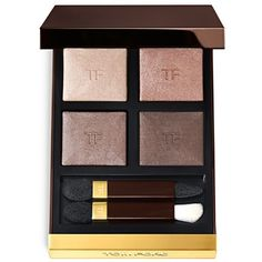 TOM FORD Eye Color Quad Nude Dip ($90) ❤ liked on Polyvore featuring beauty products, makeup, eye makeup, tom ford, tom ford cosmetics, tom ford makeup and tom ford eye makeup