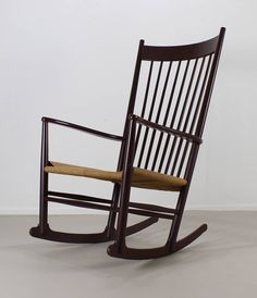 Hans Wegner Rocking Chair for FDB Møbler, Denmark
