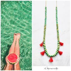 JEWELRY | Chryssomally || Art & Fashion Designer - Boho necklace with turquoise bone beads and coral red tassels Coral, Turquoise, Boho Designs, Fashion Art, Fashion Design, Boho Necklace, Bones, Tassels, Bracelets