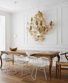 San Sebastián Style — Rich wooden furnishings and an autumnal colour palette set against crisp white walls and open planning make Spanish designer Mikel Irastorza's San Sebastián home a uniquely modern paradise…