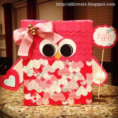 all i create: Valentine's Day Box