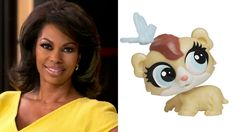 Fox News anchor Harris Faulkner sues US toy company Hasbro for more than $5m over a toy hamster over a toy hamster that she says resembles her and shares her name..