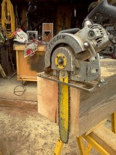 Now that's a saw!