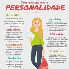 Tipos de personalidade